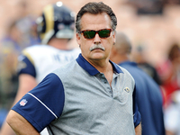 Jeff Fisher: 'I want a chance to play the Rams'