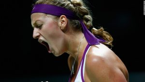 Tennis star 'fortunate to be alive' after knife attack