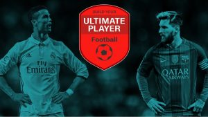 Build your 'Ultimate Footballer'
