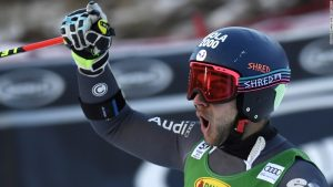 Faivre leads French charge at Val D'Isere
