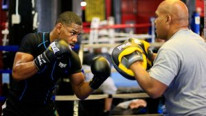 Boxer: How my coach brought me back after cancer