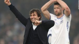 Conte's Chelsea continues EPL title charge