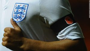 FIFA fines British teams for poppy displays
