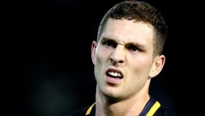 George North: Head injury report on Northampton wing due on Wednesday