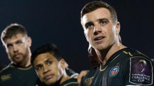 Sale confirm interest in Bath's England fly-half Ford