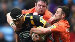 Premiership: Newcastle Falcons v Wasps