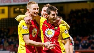 Highlights: Partick Thistle 2-0 Dundee, Scottish Premiership