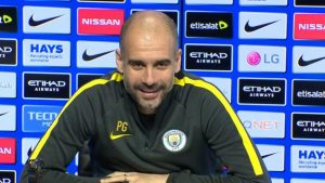 Pep Guardiola on Jurgen Klopp: 'He's the best manager in the world'