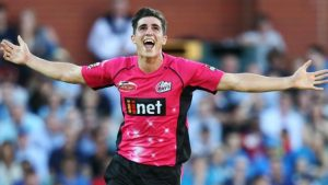 Big Bash: Sean Abbott takes best figures by Australian in competition's history