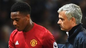 Martial should listen to me, not agent – Mourinho