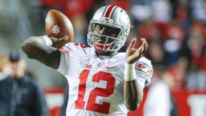 LOOK: Cardale Jones rips Ohio State coaches, play calling for team's first-half woes