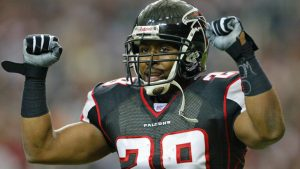 Ex-Falcons safety Keion Carpenter dies after 'freak accident' on family vacation