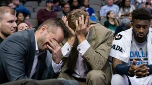 Mavericks still seeking answers, hold team meeting after latest brutal loss