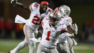 College Football Playoff Rankings prediction: Ohio State in danger of losing No. 2 spot