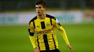 Young USMNT star Christian Pulisic says he would love to play in MLS