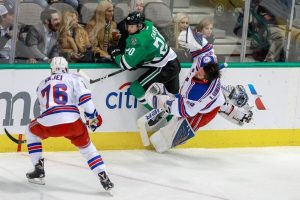 Eakin suspended 4 games for charging Lundqvist
