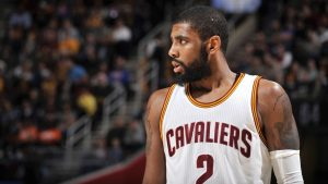 Cavs' Irving sidelined at end by hammy cramp