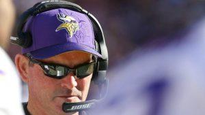Mike Zimmer undergoes emergency eye procedure, might miss Vikings game vs. Cowboys
