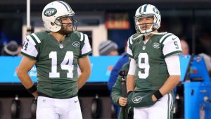Jets bench Ryan Fitzpatrick, will start Bryce Petty for final four games
