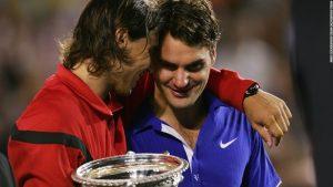 Federer vs. Nadal: Rivalry in numbers