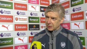 Arsenal 2-0 Crystal Palace: Olivier Giroud goal delights Arsene Wenger
