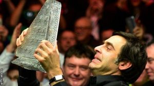 Masters 2017: Ronnie O'Sullivan wants to win with the style of Lionel Messi