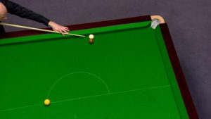 Watch: Is Perry's amazing escape 'better than a 147'?