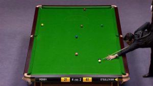 Masters 2017: Ronnie O'Sullivan's three-cushion escape