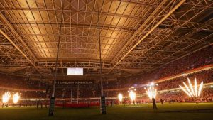 Six Nations 2017: Closed stadium roof gives Wales 'advantage'