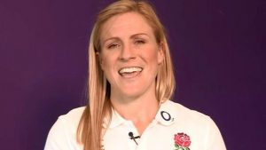 Women's Six Nations: England's Danielle Waterman says rugby is 'an amazing sport for women'