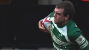 Phil Eggleshaw: Why I left professional rugby to start a family