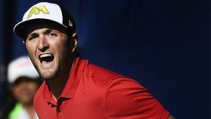 Spain's Rahm wins maiden PGA Tour title at Torrey Pines