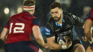 Scotland centre Alex Dunbar extends stay with Glasgow Warriors
