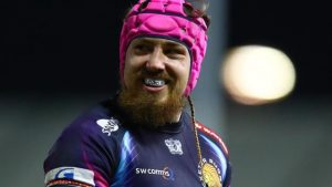Exeter Chiefs wing Matt Jess says Jack Nowell shave pact aided injury rehab