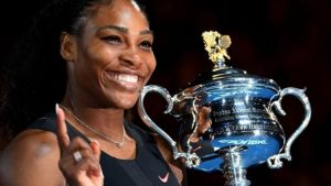 Serena Williams picked as greatest female player of the Open era by BBC Sport users