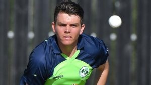 Jacob Mulder: Leg-spinner handed first Ireland call-up