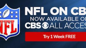 NFL Week 17: How to watch, sign up, live stream Sunday games on CBS All Access