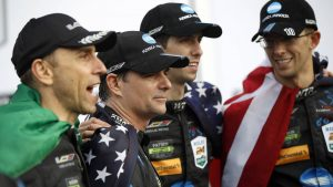 Jeff Gordon not sure if he will return to defend his Rolex 24 win