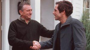 'My dad is Robert De Niro 100%'