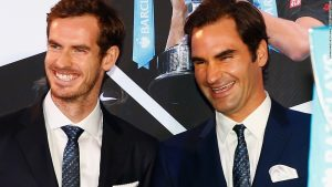 Murray's food tip to Federer