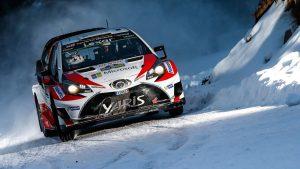 Jari-Matti Latvala gives Toyota first WRC victory since 1999