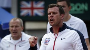 Canada v GB: Watch the Davis Cup live on the BBC