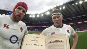 Watch – Six Nations Remix: England don't know the rules