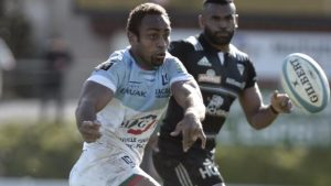 Wasps: Fiji centre Gaby Lovobalavu signs for 2017-18 season from Bayonne