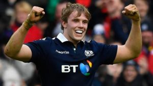 Six Nations 2017: Scotland must improve to beat England – Jonny Gray