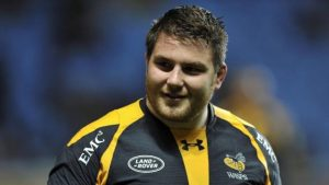 Tom Bristow: Bristol sign Wasps loosehead prop on loan
