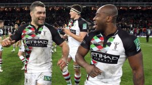 Ugo Monye has revealed Nick Easter was the worst room-mate he ever had as a player.
