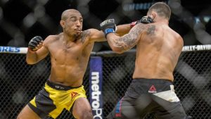 UFC 212: Featherweight champ Jose Aldo to battle interim titleholder Max Holloway