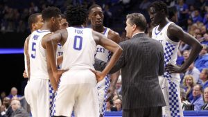 Kentucky's D is one of the biggest letdowns this season, and John Calipari knows it