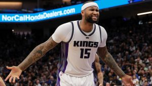 Kings GM Vlade Divac says team will not trade DeMarcus Cousins